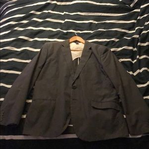 H and M grey blazer